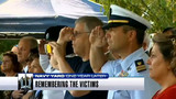 Tributes Held for Navy Yard Victims
