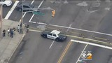 N.J. Officer Attacked, Knife-Wielding Suspect Shot