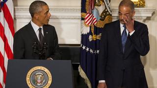 Attorney General Eric Holder Resigning