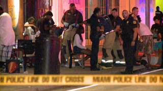 15 Injured in Miami Nightclub Shooting