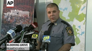 Pa. Officials: Ambush Suspect Did Research