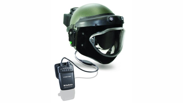 CT-DECT Radio - Advanced Wireless Comms for EOD