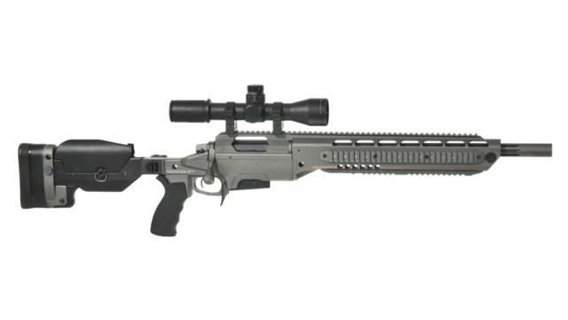 SPR-308 and SPR-308 K1 SABER Precision Rifles