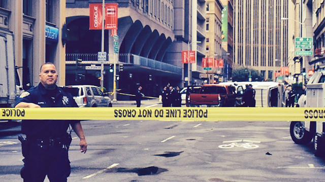 San Francisco Police Shoot, Kill Carjacker