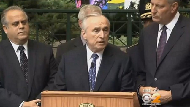 NYC Officials Address Terror Plot Reports