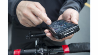 Smartphone Bike Mountable WeatherCase, Hard Case