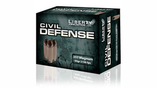 .357 Magnum - Civil Defense Ammunition Line