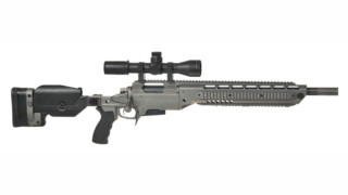 SPR-308 and SPR-308 K1 SABER Precision Rifles