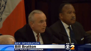 Bratton Faces Tough Questions Over Training