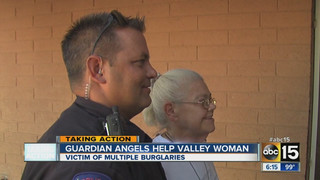 Phoenix Police Take Action to Help Woman