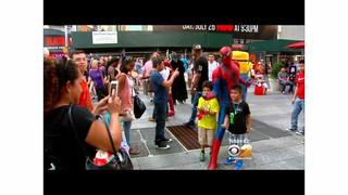 Batman, Spider-Man Arrested Following Brawl