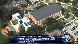 Md. Hostage Hoax Prompts Huge Police Response
