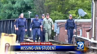 New Video in Search for Missing Virginia Student