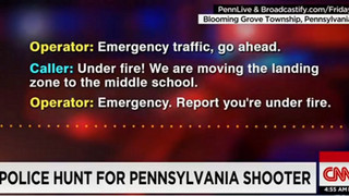 Hear Pa. Troopers' Harrowing 911 Call