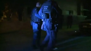 Raw: Arrests Made in Australian Terror Raids