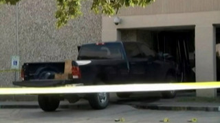 Man Opens Fire on Texas Sheriff's Department