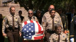 Fallen Texas Deputy Mourned at Funeral