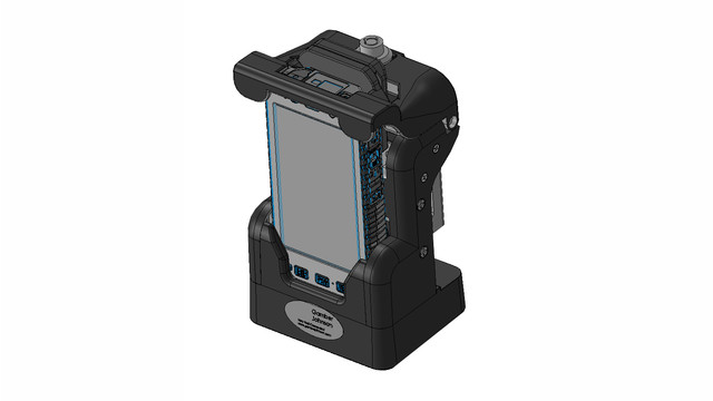 Powered Cradle for Panasonic Toughpad FZ-X1/E1 Tablets