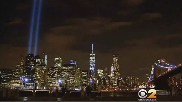 Nation Pauses To Remember 9/11