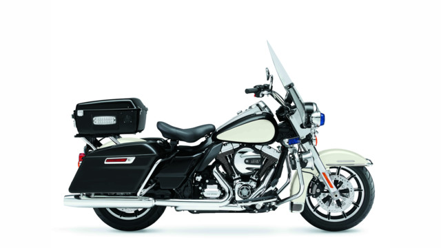 2015 Road King Motorcycle (FLHP)