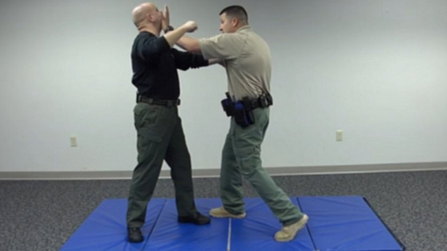Badge Grab: Defensive Tactics