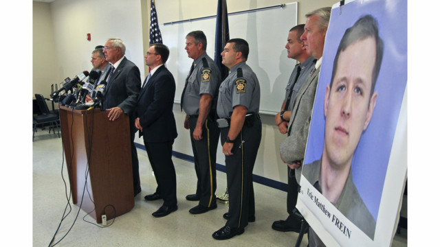 Hunt on for Survivalist in Pa. Trooper's Killing