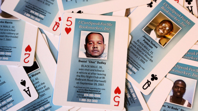 Prisons Use Playing Cards to Solve Crimes