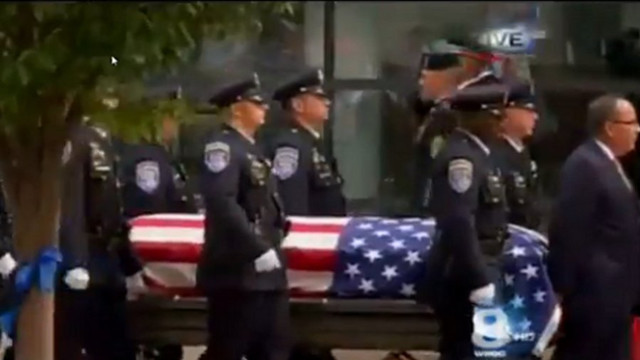 Fallen Rochester Officer Laid to Rest