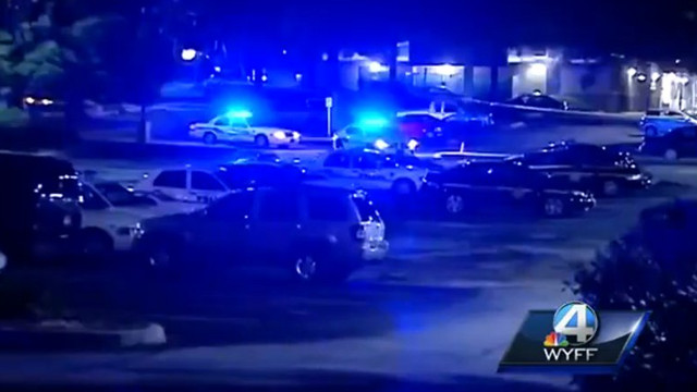 S.C. Officer Wounded, Gunman Dead at HQ