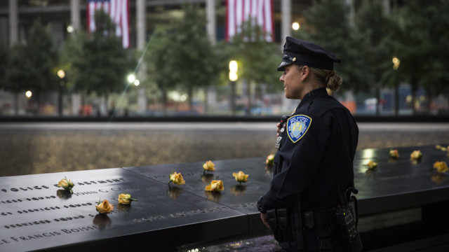 Names of Thousands Read to Mark 9/11