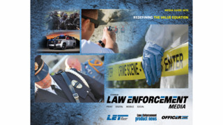 2015 Law Enforcement Media Planner