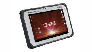 Panasonic Introduces Powerful and Flexible Rugged 7-inch AndroidTM Tablet