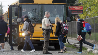 Two Dead, Including Gunman, at School