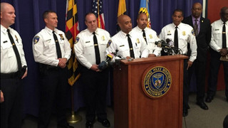 DOJ Reveals Plans to Probe Baltimore PD
