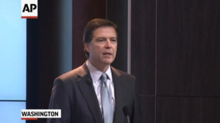 FBI Director: Encryption a 'Technical Failure'