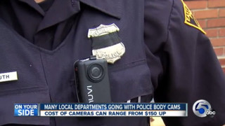 Cleveland Council Approves Body Cams