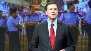 IACP2014: FBI Director Talks About Threats to Law Enforcement