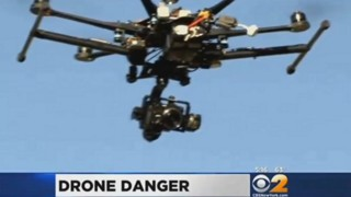 NYPD Concerned Terrorists Could Use Drones