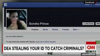 DEA Sued for Impersonating Woman on Facebook Page