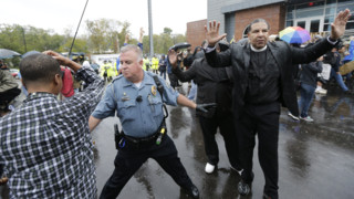 More Than 50 Arrests at Ferguson Protest