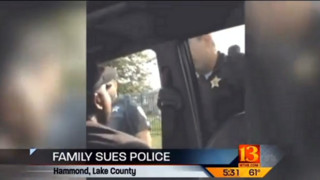Family Sues Police Over Traffic Stop