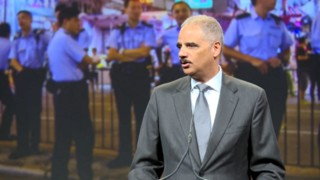 IACP2014: Holder Touts Partnership With L.E.