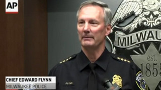 Milwaukee Chief Fires Officer in Shooting
