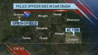 Missouri Police Officer Dies in Crash