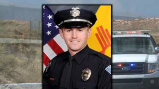 Responding N.M. Officer Dies in Crash