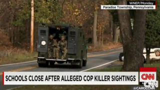 Schools Close During Pa. Manhunt