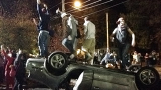 Riots Erupt at N.H. College Pumpkin Fest