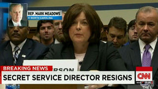 Secret Service Director Resigns Over Lapses