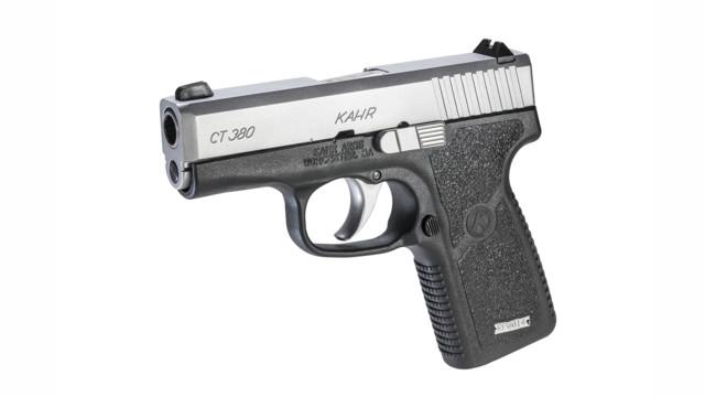 Kahr® Arms Introduces the CT380