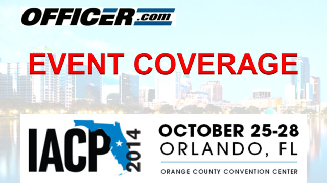 Officer.com to Provide Coverage of IACP 2014